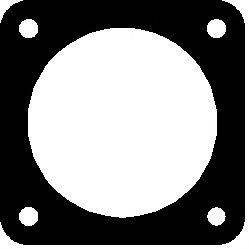 ELRING 620222 Прокладка, корпус впускного коллектора