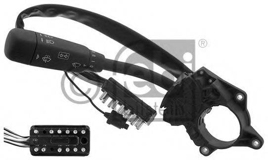 FEBI BILSTEIN 17513 Выключатель, головной свет; Переключатель указателей поворота; Переключатель стеклоочистителя; Выключатель на колонке рулевого управления