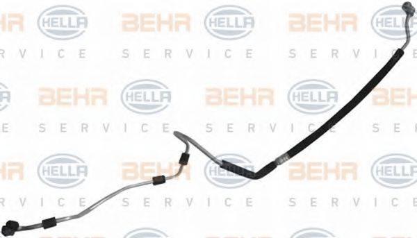 BEHR HELLA SERVICE 9GS351191271 Трубопровод высокого давления, кондиционер