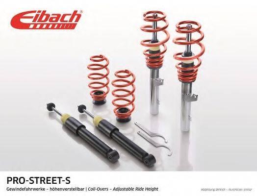 EIBACH PSS65150060122 Комплект ходовой части, пружины / амортизаторы