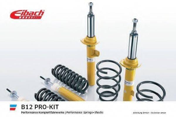 EIBACH E90150060222 Комплект ходовой части, пружины / амортизаторы