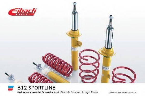 EIBACH E95150060222 Комплект ходовой части, пружины / амортизаторы