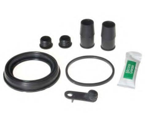 BUDWEG CALIPER 206023 Ремкомплект, тормозной суппорт
