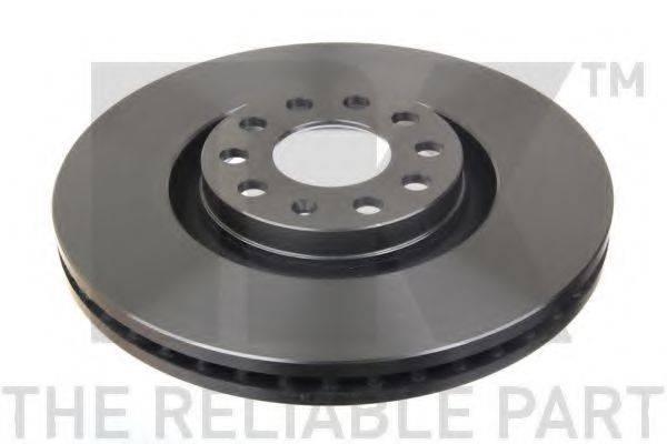 NK 2047107 Тормозной диск