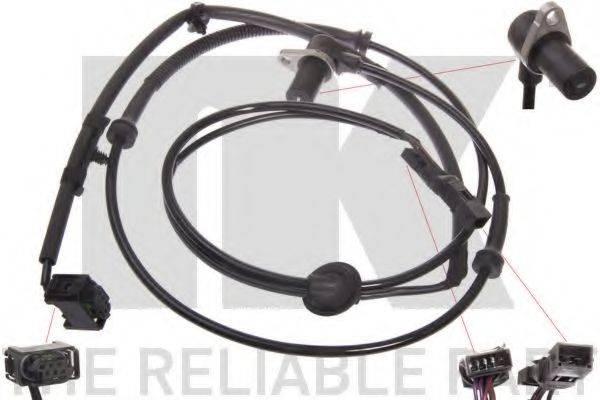 NK 294744 Датчик, частота вращения колеса