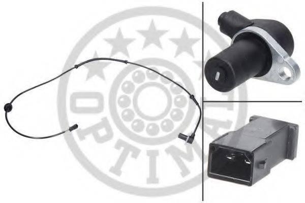 OPTIMAL 06S290 Датчик, частота вращения колеса
