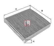 SOFIMA S4101CA Фильтр, воздух во внутренном пространстве