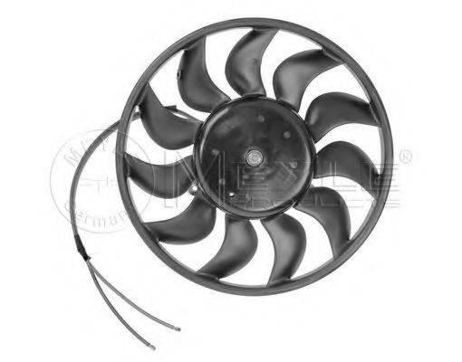 MEYLE 1002360037 Вентилятор, охлаждение двигателя