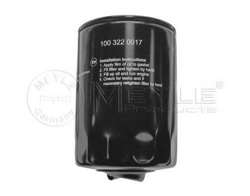 MEYLE 1003220017 Масляный фильтр