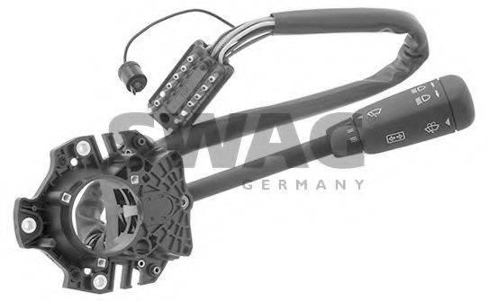 SWAG 10915607 Выключатель, головной свет; Переключатель указателей поворота; Переключатель стеклоочистителя; Выключатель на колонке рулевого управления