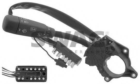 SWAG 10917513 Выключатель, головной свет; Переключатель указателей поворота; Переключатель стеклоочистителя; Выключатель на колонке рулевого управления