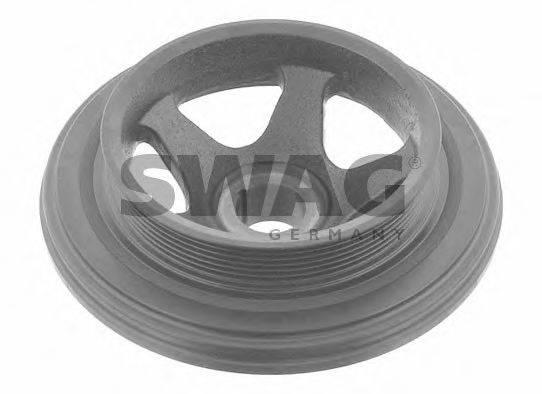 SWAG 10928243 Ременный шкив, коленчатый вал