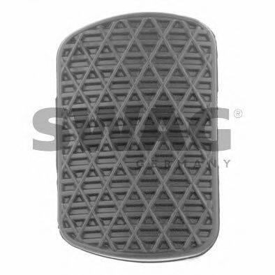 SWAG 10930777 Педальные накладка, педаль тормоз