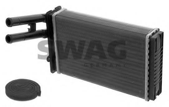 SWAG 30914741 Теплообменник, отопление салона