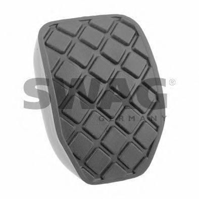 SWAG 30928636 Педальные накладка, педаль тормоз; Накладка на педаль, педаль сцепления