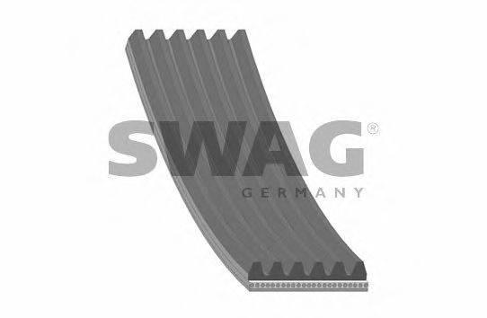 SWAG 30928955 Поликлиновой ремень