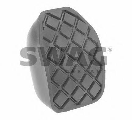 SWAG 32918032 Педальные накладка, педаль тормоз