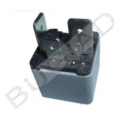 BUGIAD BSP21275 Реле, топливный насос