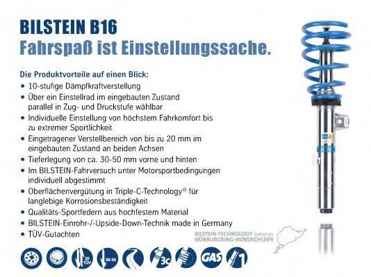 BILSTEIN BIL014347 Комплект ходовой части, пружины / амортизаторы