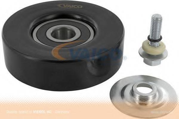 VAICO V100547 Паразитный / ведущий ролик, поликлиновой ремень
