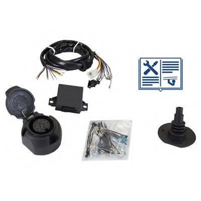 RAMEDER 107023 Комплект электрики, прицепное оборудование
