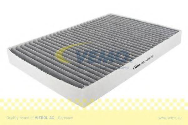 VEMO V103110411 Фильтр, воздух во внутренном пространстве