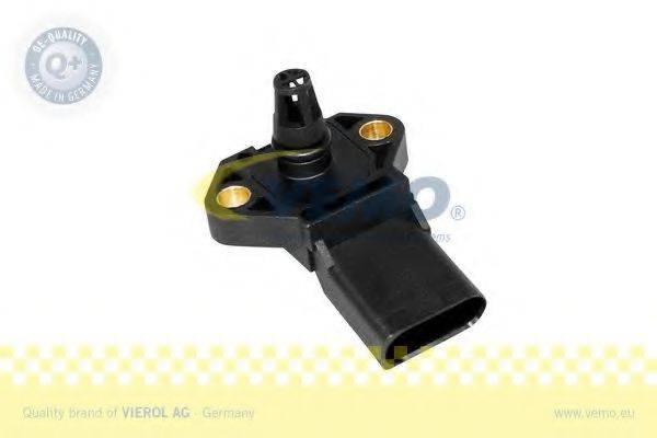 VEMO V10721130 Датчик, давление наддува; Датчик давления воздуха, высотный корректор; Датчик, давление наддува; Датчик, давление во впускном газопроводе