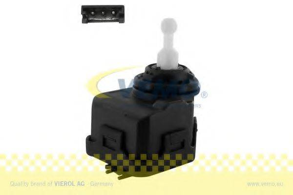 VEMO V10771020 Регулировочный элемент, регулировка угла наклона фар