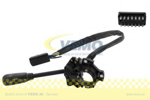 VEMO V308017331 Переключатель указателей поворота; Переключатель стеклоочистителя; Выключатель на колонке рулевого управления; Выключатель, прерывистое вклю