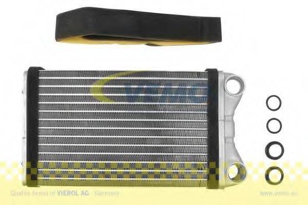 VEMO V15610011 Теплообменник, отопление салона