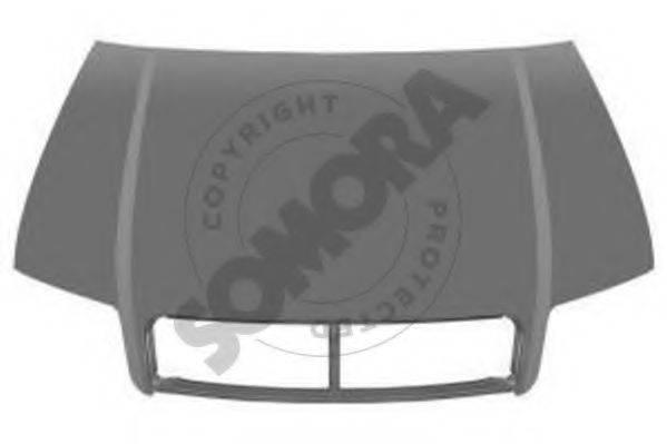 SOMORA 021508 Капот двигателя