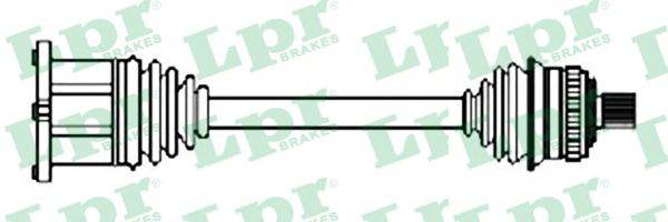 LPR DS52273 Приводной вал
