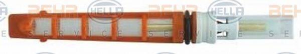 HELLA 8UW351233141 форсунка, расширительный клапан