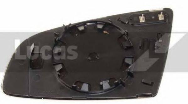 LUCAS ELECTRICAL LR5002 Зеркальное стекло, узел стекла