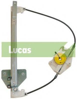 LUCAS ELECTRICAL WRL2008L Подъемное устройство для окон