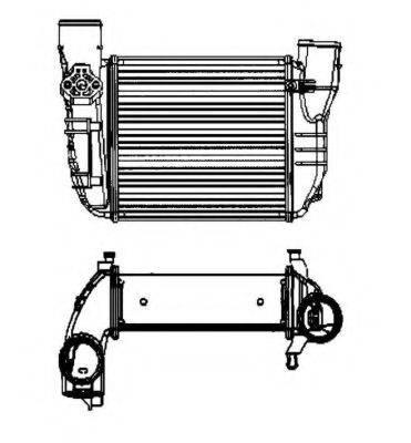 NRF 30756 Интеркулер