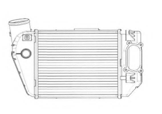 NRF 30766 Интеркулер