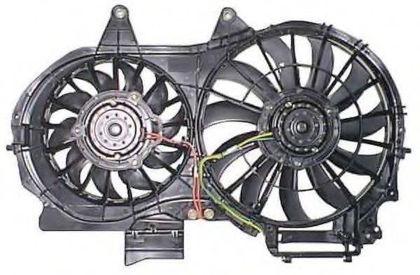 NRF 47205 Вентилятор, охлаждение двигателя