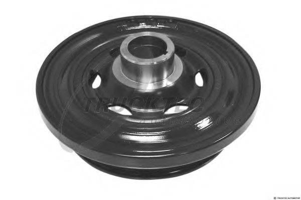 TRUCKTEC AUTOMOTIVE 0211018 Ременный шкив, коленчатый вал