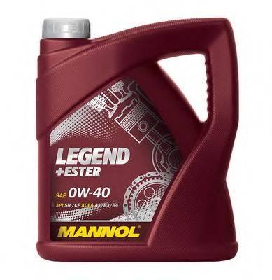 SCT GERMANY LEGENDESTER0W40 Моторное масло; Моторное масло