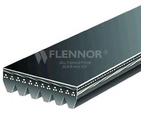 FLENNOR 6PK1078 Поликлиновой ремень