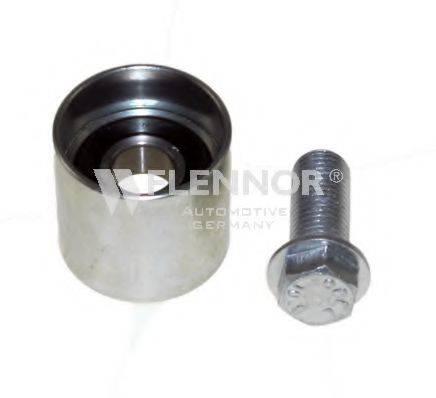 FLENNOR FU99016 Паразитный / Ведущий ролик, зубчатый ремень