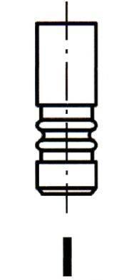 IPSA VL109900 Впускной клапан