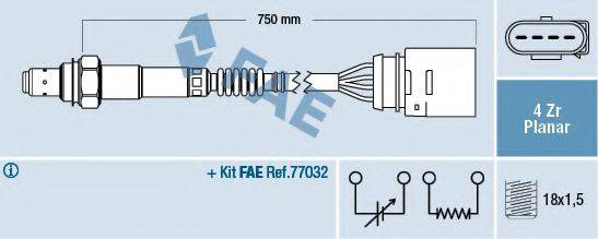 FAE 77906 Лямбда-зонд