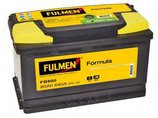 FULMEN FB800 Стартерная аккумуляторная батарея; Стартерная аккумуляторная батарея
