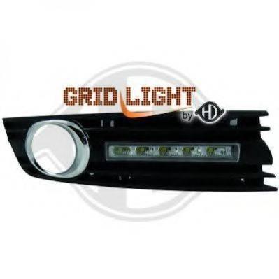 DIEDERICHS 1017688 Комплект фар дневного освещения