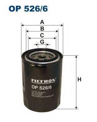 FILTRON OP5266 Масляный фильтр