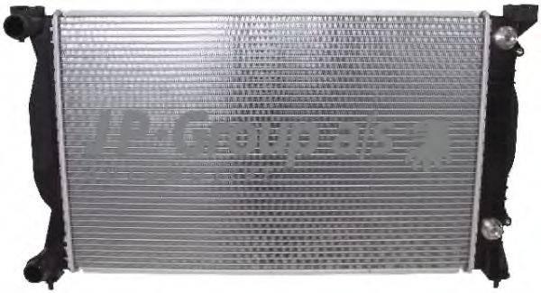 JP GROUP 1114205200 Радиатор, охлаждение двигателя