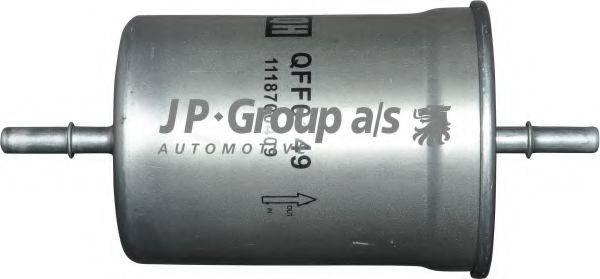 JP GROUP 1118700409 Топливный фильтр