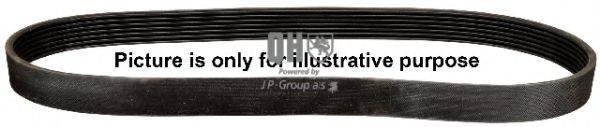 JP GROUP 1118104109 Поликлиновой ремень
